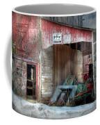 Rye Valley Stock Farm Coffee Mug