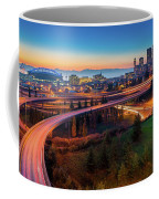 S For Seattle Coffee Mug