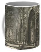 S. Giovanni In Laterano. Interior Coffee Mug