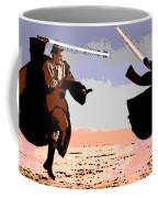 Saber Battle Coffee Mug