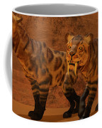 Saber-toothed Tiger Cave Coffee Mug