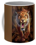 Sabertooth Coffee Mug