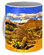 Sabino Canyon Panorama No. 1 Coffee Mug