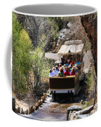 Sabino Shuttle Coffee Mug