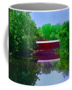 Sachs Covered Bridge - Gettysburg Pa Coffee Mug