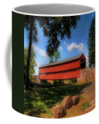 Sach's Covered Bridge Coffee Mug by Lois Bryan