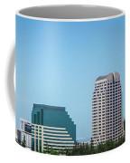 Sacramento California Cityscape Skyline On Sunny Day Coffee Mug