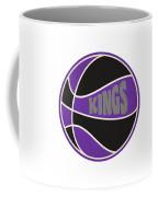 Sacramento Kings Retro Shirt Coffee Mug