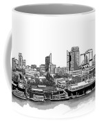 Sacramento Skyline N. Coffee Mug