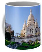 Sacre Coeur Basilica Coffee Mug