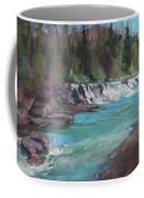 Sacred Dancing Cascade Coffee Mug