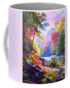 Sacred Landscape Meditation Coffee Mug