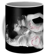 Sacred Love Coffee Mug