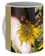 Sacred Sunflower Coffee Mug