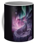 Sad Lonely Seal Coffee Mug