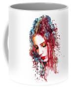 Sad Woman Coffee Mug