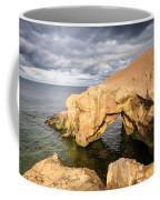 Saddle Rocks At High Tide Coffee Mug