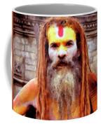 Sadhu Coffee Mug