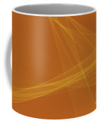 Safari Computer Graphic Line Pattern Coffee Mug