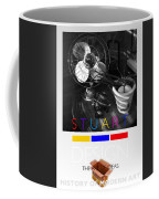 Safari Poster Coffee Mug