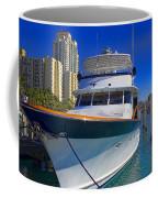 Yacht - Safe Harbor Series 39 Coffee Mug