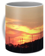 Safe Harbor Sunset Coffee Mug