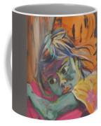 Safe In The Arms Of Grandma Coffee Mug
