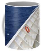 Safety At Sea Coffee Mug
