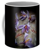 Saffron Flower Coffee Mug