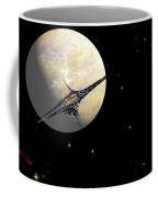 Sagan Station At Betelgeuse  IIi Coffee Mug