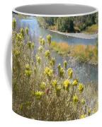 Sage Along The River Coffee Mug
