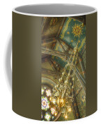 Sage Chapel Ceiling And Light Coffee Mug