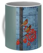 Sagebrush Sparrow Long Coffee Mug