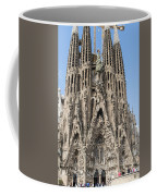 Sagrada Familia - Gaudi Designed - Barcelona Spain Coffee Mug