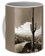 Saguaro Cactus 3 Coffee Mug