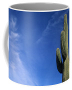 Saguaro Cactus H Coffee Mug
