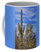 Saguaro Cactus Of The Desert Southwest Coffee Mug