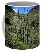 Saguaro Hillside Coffee Mug