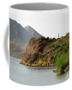 Saguaro Lake Shore Coffee Mug