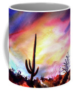 Saguaro National Monument Coffee Mug