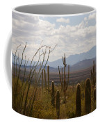 Saguaro National Park Az Coffee Mug