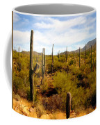 Saguaro National Park Coffee Mug