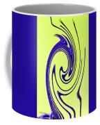 Saguaro Spines Abstract Coffee Mug