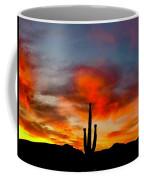Saguaro Sunrise Coffee Mug
