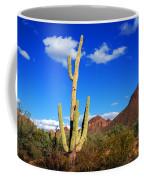 Saguaro Tree Coffee Mug