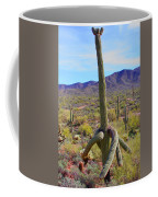 Saguaro With Down Twist Coffee Mug