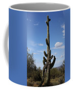 Saguaro With Extra Legs Coffee Mug