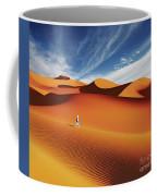 Sahara Desert, Algeria Coffee Mug