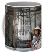 Saigon Lady Coffee Mug