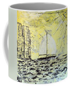 Sail And Sunrays Coffee Mug